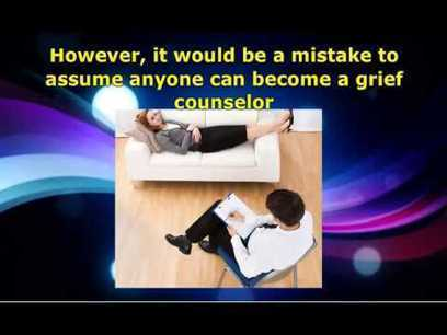How Do I Become A Grief Counselor