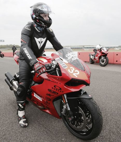 A Day Of 'Schooling' On Track Made Me A Much Better Rider Than I Ever Thought Possible | Ductalk Ducati News | Scoop.it