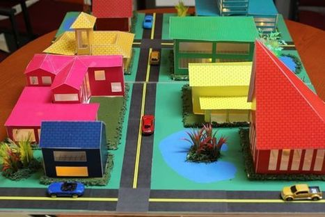 Energy3D: software gratuito con el que diseñar fácilmente casas, edificios y hasta pueblos en 3D | tecnología industrial | Scoop.it