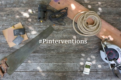 Bringing Pins to life in Boston   Pinterest   Scoop.it