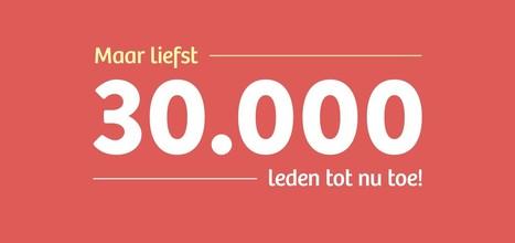 Klasse! De Correspondent heeft nu meer dan 30.000 leden   FMT Top Names   Scoop.it