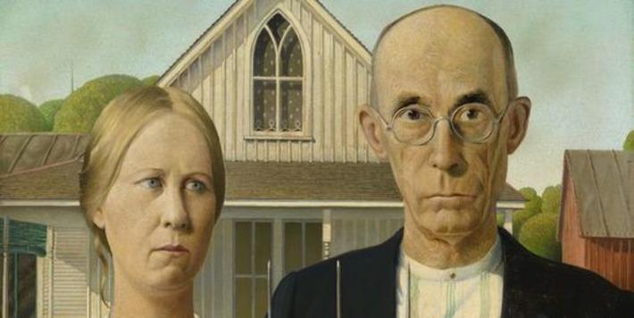 La peinture américaine des années trente s'expose à l'Orangerie | Le Monde | Kiosque du monde : Amériques | Scoop.it
