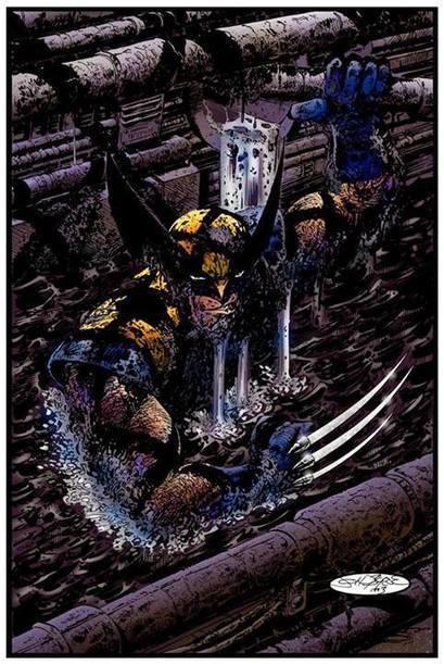 Classic Comic Book Scenes: UNCANNY X-MEN #132 | GeekedMedia | Scoop.it