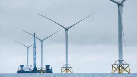Éolien offshore : Dunkerque remporte l'appel d'offres national - La Voix du Nord | Dunkerque | Scoop.it