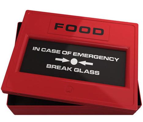 Take a Break Emergency Food Tin | GeekAlerts | The Tasty Corner | Scoop.it
