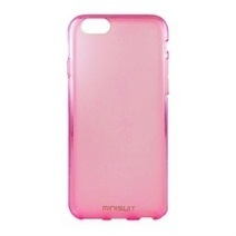 Minisuit Frost TPU Slim Rubber Grip Case for Apple iPhone 6 (Pink)   iPhone Cases   Scoop.it