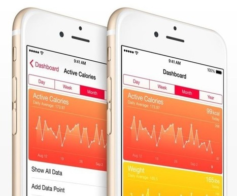 Top hospitals are using HealthKit for cancer and diabetes research   Digitized Health   Scoop.it