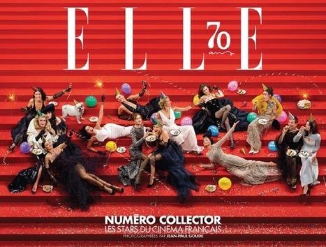 Numéro Collector de ELLE pour ses 70 ans en kiosque aujourd'hui - Offremedia | Médias, Com' & Réseaux Sociaux | Scoop.it