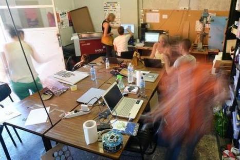 Le Fab Lab de Bron | Gazette du numérique | Scoop.it