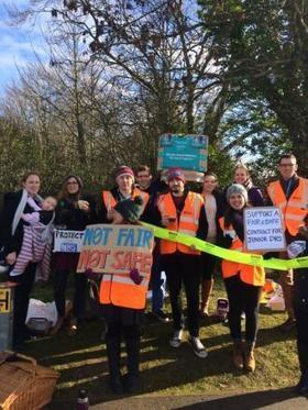 Operations cancelled as junior doctors go on strike | Salisbury District Hospital News | Scoop.it