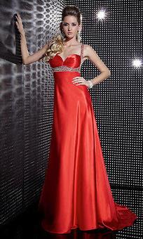 Evening Dresses Red Long | Women Dresees | letest women fashion trends | Scoop.it