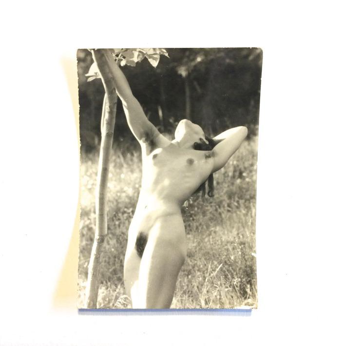 Nice Armpits! Vintage Nude Photo | Sex History | Scoop.it