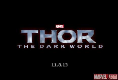 Thor: The Dark World (New movie) - News - Bubblews | Articles - Byme | Scoop.it