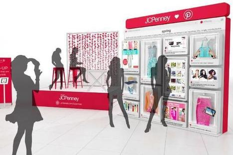 JC Penney and Pinterest Team Up to Target Moms at a Mall Near You | Business Transformation | Scoop.it