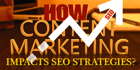 How Content Marketing Impacts SEO Strategies? | Xperts InfoSoft Pvt. Ltd. | SEO, SMO and Social Media Tips | Scoop.it