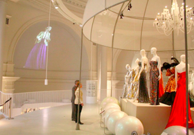 Digital media in museums: Projection system exploits shape of historic room   innovation and diversity   Scoop.it