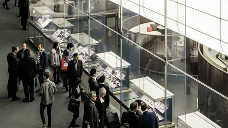 Some luxury watchmakers are actually cheering on the Apple Watch | Digital-Tech Notes | Scoop.it