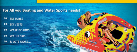 Discount Ski Tubes and Gea | Water Skis | Skitube | Scoop.it