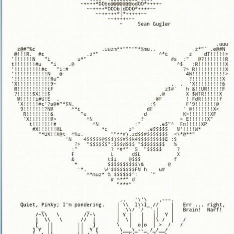 @ascii_art | ASCII Art | Scoop.it