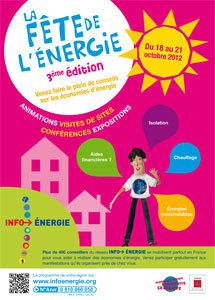 Fête de l'Energie : il n'y a pas de petites économies | Le Côté Obscur du Nucléaire Français | Scoop.it