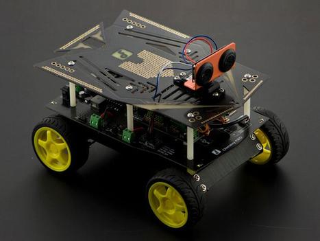 Build a Remote Control Car to Master Arduino, Robotics, Sensors & Bluetooth Communication | Raspberry Pi | Scoop.it