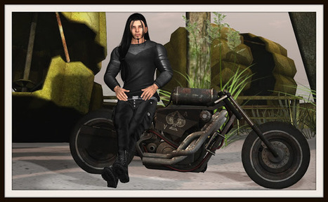 Born to ride / Né pour rouler | Finding SL Freebies | Scoop.it