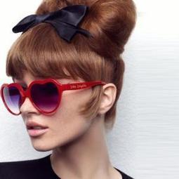 Lolita Lempicka lunettes printemps-été 2013, la nouvelle collection en shopping - meltyFashion   Ol'Optic - Revue de presse de l'optique   Scoop.it