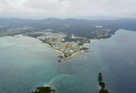 Connection to Today 1: Opponents to fight new US military base on Okinawa   World War 2 Sample   Scoop.it