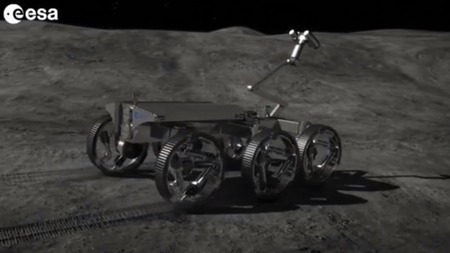 ESA concept robot video depicts the future of space exploration | Into the Future | Scoop.it
