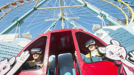 Everland Korea turning into IT theme park   Actualités parcs de loisirs   Scoop.it