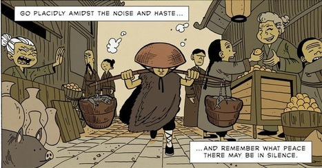 This Zen Comic Is Full of Timeless Life Lessons :) | Happy Road | Scoop.it
