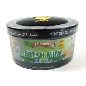 Al Fakher Herbal Shisha 200g MINT Flavour | Acheter Tabac a Chicha | Scoop.it