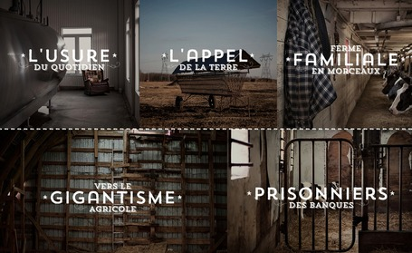 FERME ZÉRO - ONF/interactif – Office national du film du Canada | Interactive & Immersive Journalism | Scoop.it