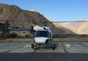 Helicopter Tour in Nepal |Everest Heli Charter Rescue and Rescue Service P Ltd | Well Nepal Treks | Scoop.it