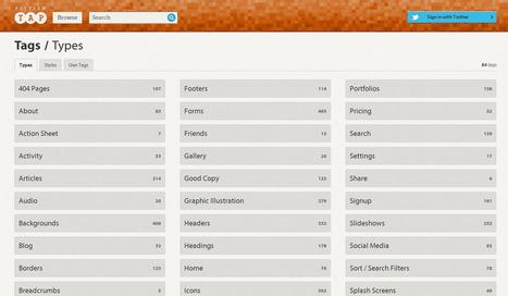 2013 est arrivée : un outil pour vous inspirer à améliorer l'expérience utilisateur de votre site web « etourisme.info | Veille ergonomie & architecture de l'information | Scoop.it