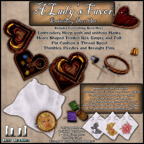 PREVIEW for WE LOVE RP! - Coming February 4th! | A Virtual Worlds Miscellany | Scoop.it