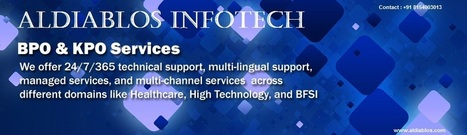 Aldiablos Infotech Pvt Ltd BPO Services with the Global Outsourcing Sector | Aldiablos Infotech Pvt Ltd Services | Scoop.it