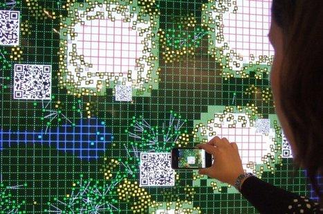 C'est quoi l'art numérique? | Arts Numériques - anthologie de textes | Scoop.it