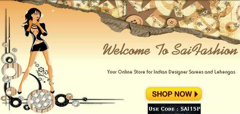 SaiFashion : Online Shopping | Anarkali Suits | Scoop.it
