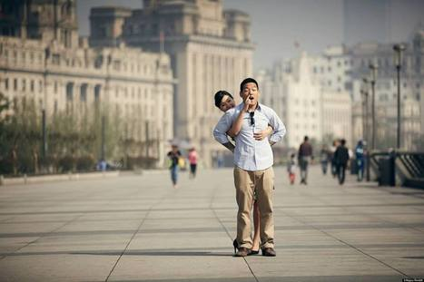 LOOK: This Is Not Your Typical Engagement Photo... | Strange days indeed... | Scoop.it