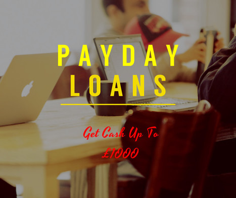 Borrow Payday Loans To Tackle All Unexpected Emergencies | Payday Loans | Scoop.it