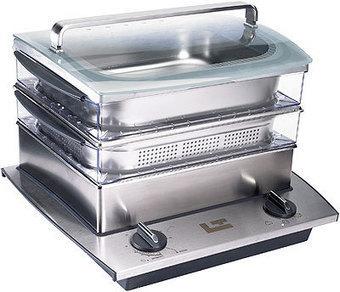 Cuit vapeur électrique - Chef Combi Cooker   Actualité de la gastronomie   Scoop.it
