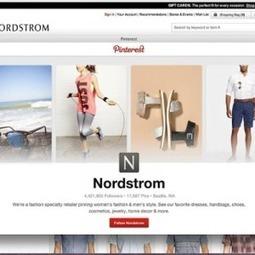 Pinterest propose un bouton «Follow» pour les pages des marques et entreprises | We are social | Scoop.it