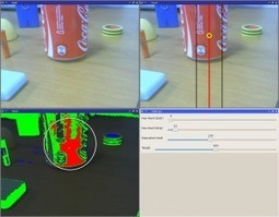 Proyecto: Webcam de seguimiento utilizando Arduino y OpenCV ... | InternetdelasCosas | Scoop.it