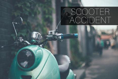 Man on Motorized Scooter Killed by Vehicle in San Bernardino   California Personal Injury   Scoop.it