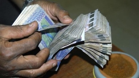 L'argent ne circule plus au Sénégal : des milliards perdus - DakarActu | developpement Podor Sénégal | Scoop.it