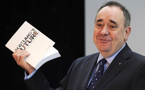 Alex Salmond's intelligence plan 'contains entirely meaningless figures and fundamental flaws' - Telegraph | Referendum 2014 | Scoop.it