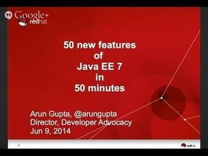 Code-driven introduction to Java EE 7 | Desarrollo WEB | Scoop.it