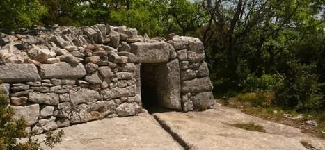 La pierre sèche | Office de Tourisme Intercommunal du Pays des Sorgues | pierresèche | Scoop.it