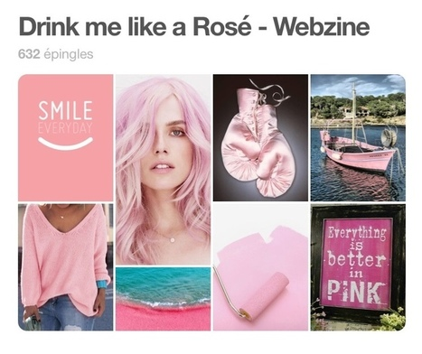 Drink me like a Rosé ! On aime les ASSEMBLEUSES!! | Verres de Contact | Scoop.it